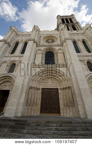 Basilica of Saint Denis, Paris, France