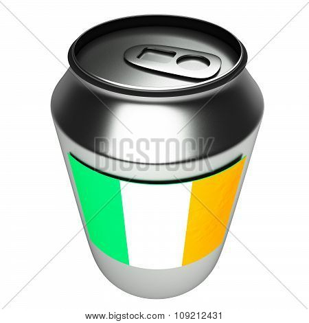 Irish can, 3d