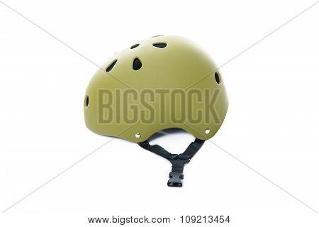 skater Helmet isolated on white background