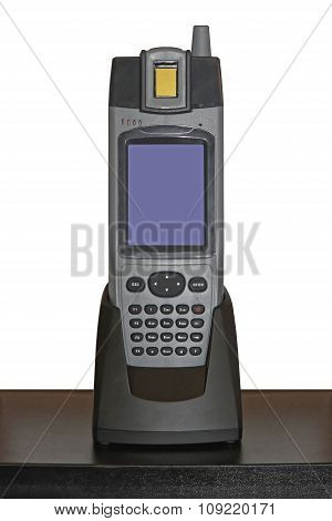 Handheld Biometric Scanner