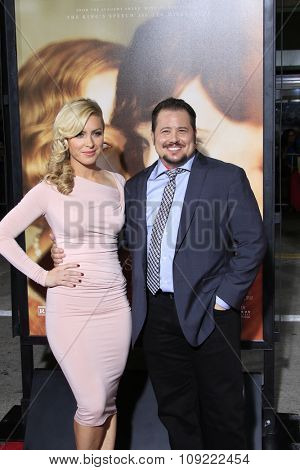 LOS ANGELES - NOV 21:  Chaz Bono at the