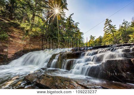 Nawadaha Falls