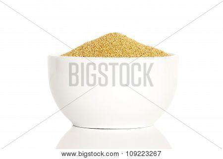 Amaranth In A Cup