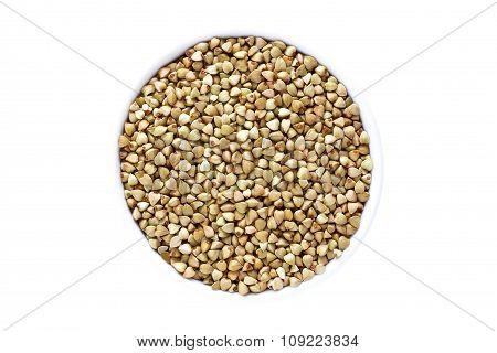 Buckwheat Grains