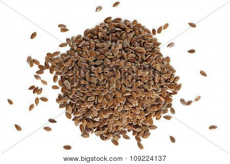 Flaxseeds From Above
