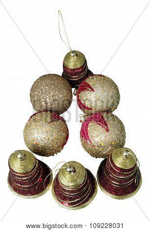 Christmas Toys Of Christmas Tree
