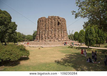 Alai Minar, Qutub Complex, Delhi, India
