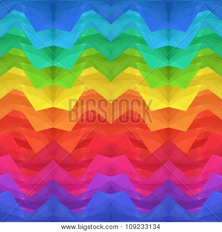abstract color edges gamma background