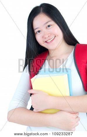 Asian Student Girl