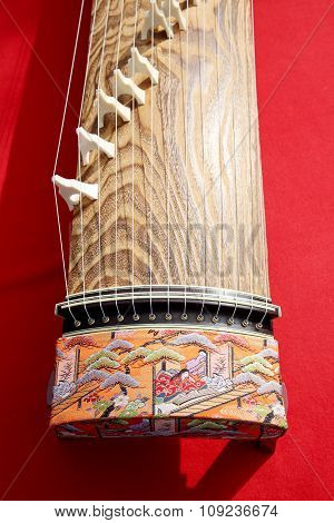 Japanese traditional instrument