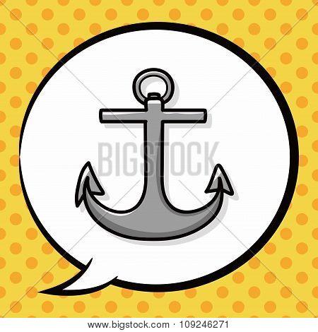 Anchor Doodle