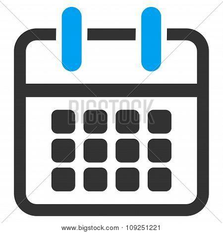 Calendar Poster Icon
