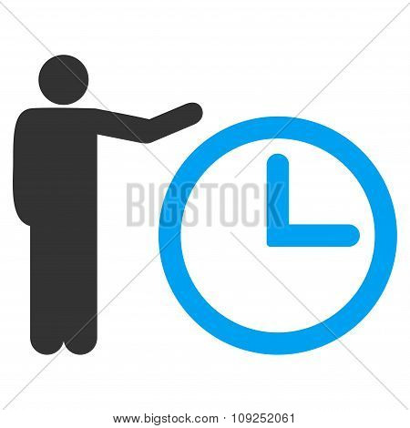 Time Show Icon