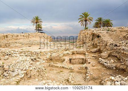 Tel Megiddo, Israel