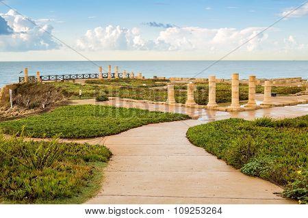 Cesarea, Israel