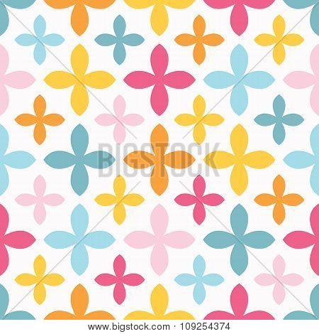 Bright seamless pattern. Endless texture
