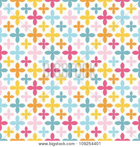 Bright seamless pattern. Endless texture