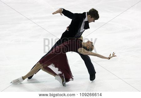 Anna Yanovskaya / Sergey Mozgov (rus)