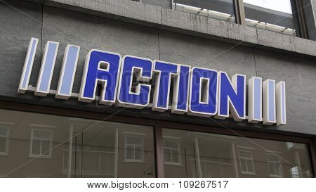 Action Dutch Retail Store