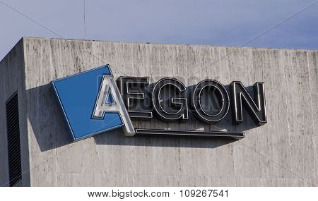 Aegon Headoffice In The Hague