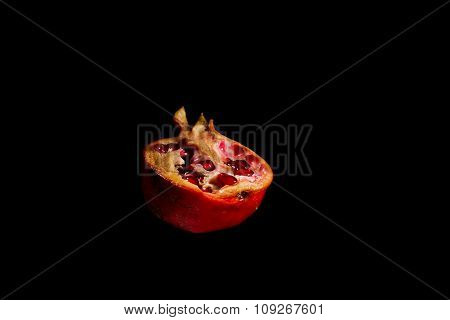 Pomegranate, Hovering In The Air