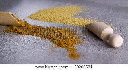 Cinnamon and ginger