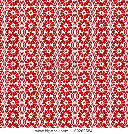 Beautiful Background of seamless dots pattern