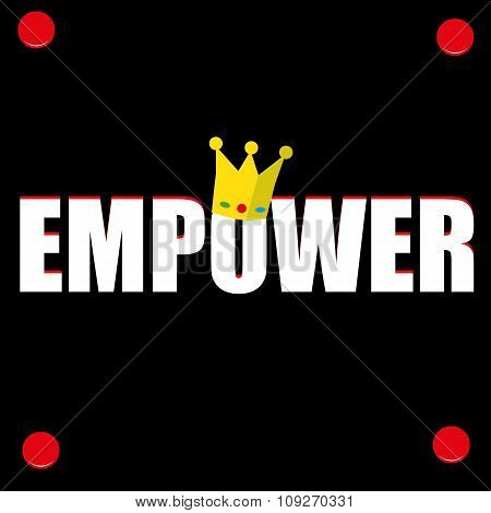Empower Your People Concept