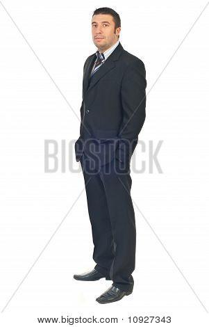 Mid Adult Business Man