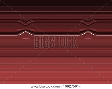 Dark red backdrop with space for a headline. Simple background