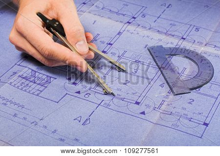 Architecture blueprint document.