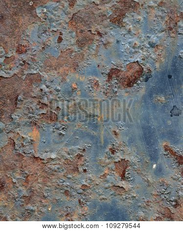 Rust metal background in very big resolution and detail