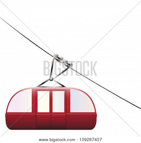 Cable Car Downhill