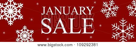 Christmas sale web banner seasonal savings