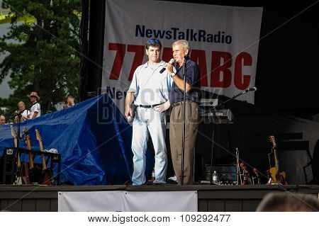 Sean Hannity Oliver North