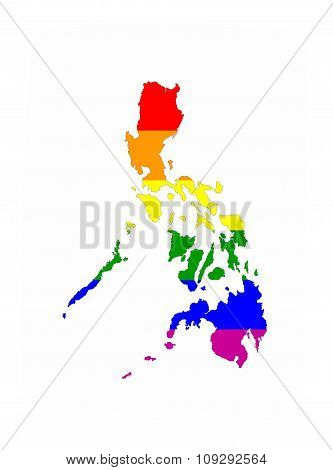 Philippines Gay Map