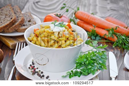 Yellow beans - green beans