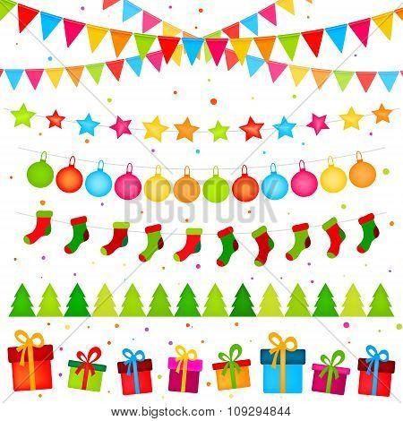 Christmas Decoration Garlands