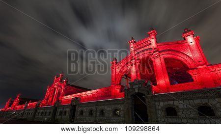 Madrid Old Slaughterhouse