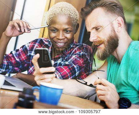 Internet Digital Device Electronic Internet Media Wireless Concept