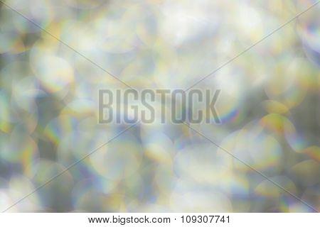 Abstract dark glitter vintage lights background.