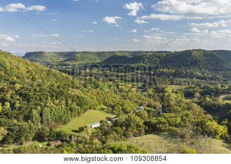 Rural Hills Scenic