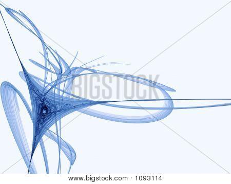 Blue Hyberbola