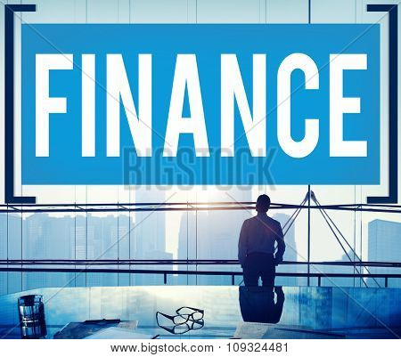 Finance Economics Accounting Interest Concept