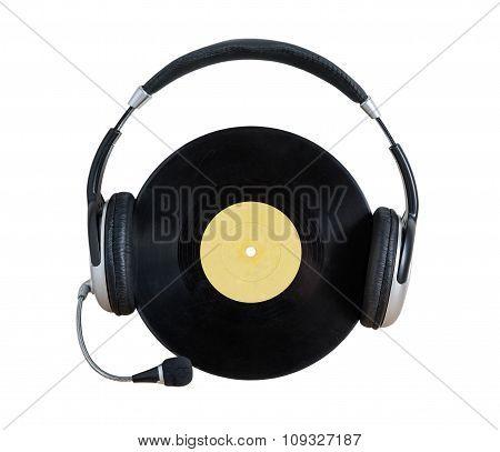 Headphones, Vinyl