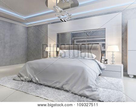 Luxury Bedroom Modern Style