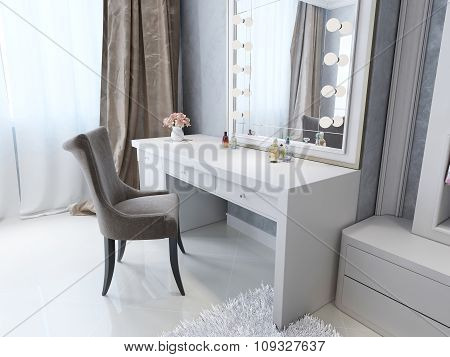 Classic Dresser Style Art Deco