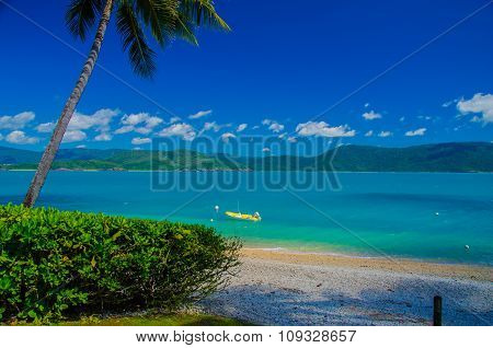 Beach On Daydream Island, Whitsunday Islands