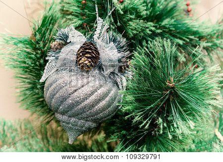 Christmas Ornaments, Retro