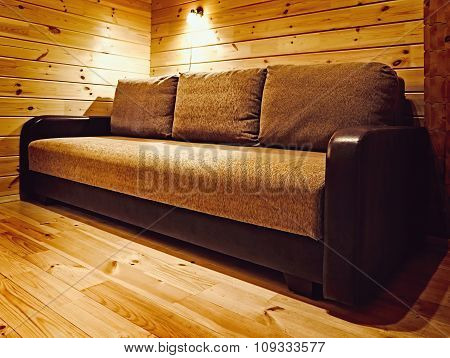 Sofa In The Corner